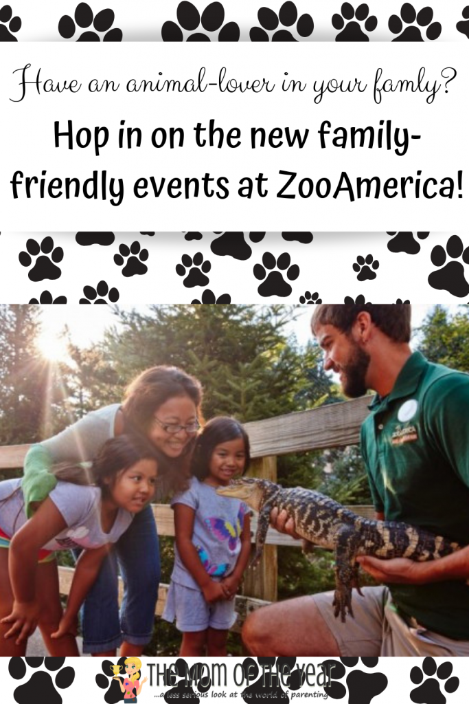 Looking for fun things to do with the kiddos this month? ZooAmerica Family-Friendly events are such a great way to get the whole family out and exploring as the weather starts to warm up!