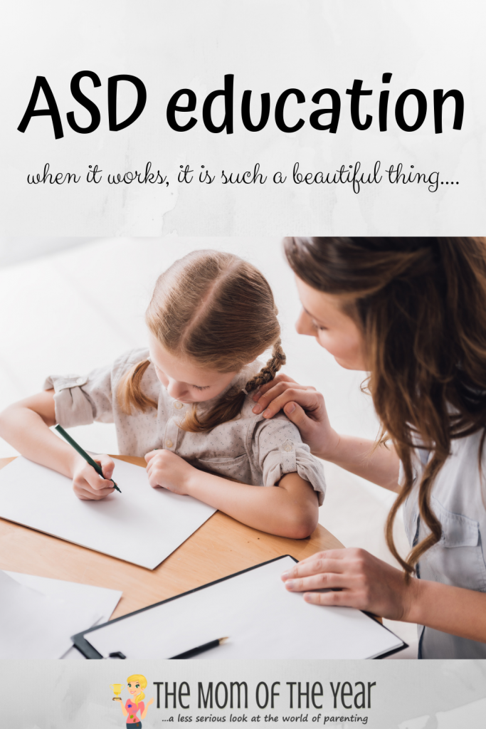 When it works, when ASD/Autism education works, can be such a beautiful thing. Here is our true story, our tale, and heart. read, take hope, and enjoy the surprising bits along the way!