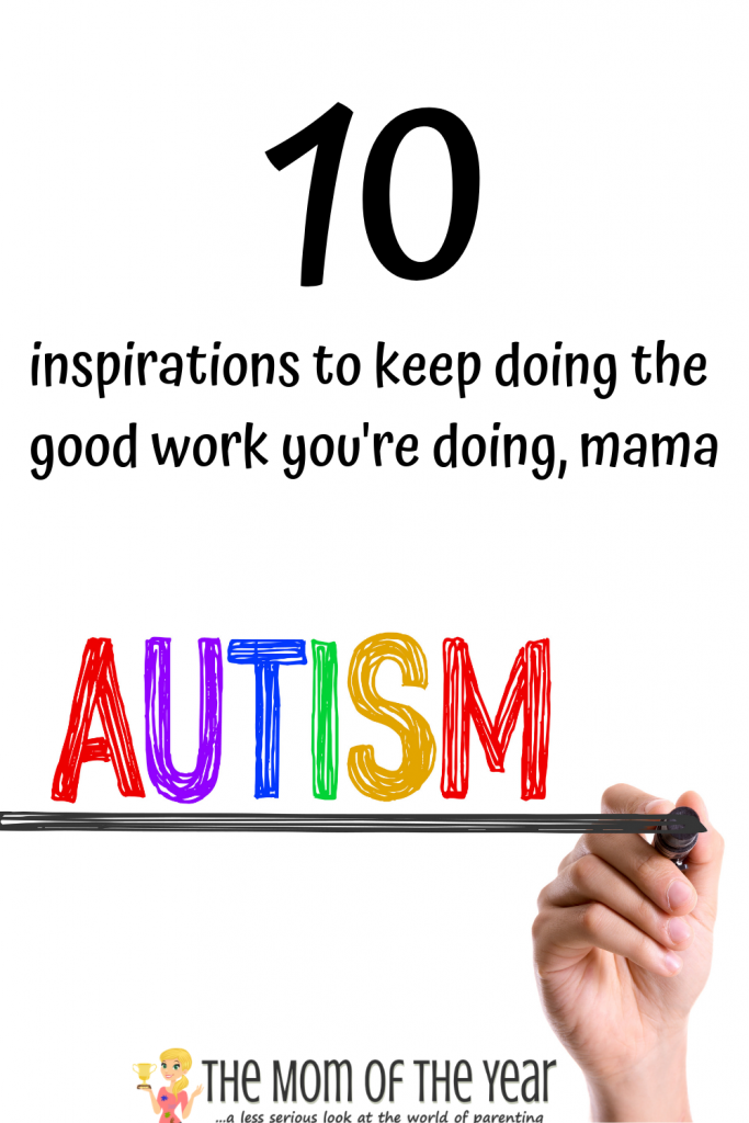 Autism Awareness is so important and I'm so thankful for the role it's played it crafting normalcy and understanding in our day to day. ASD, SPD and ADD/ADHD are no joke, and I love the wisdom offered here--especially in the last post!