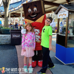 Springtime in the Park is the perfect time to visit Hersheypark--here are 5 reasons why! I would never have thought of #3! Grab the kids and take a family getaway for a weekend in Hershey, PA! You'll be so glad you did!