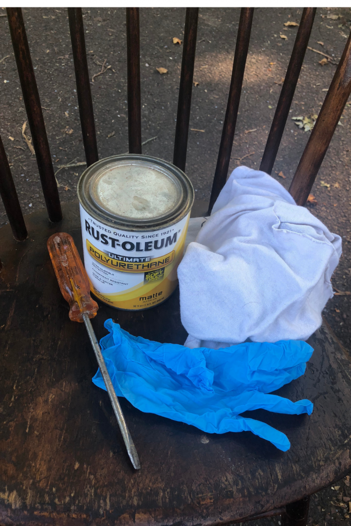 Sealing and preserving wood is a WAY easier task than you might think--and the benefits last for generations. Snag this snappy how-to, and get ready to restore furniture in your home for a cheap, easy song!