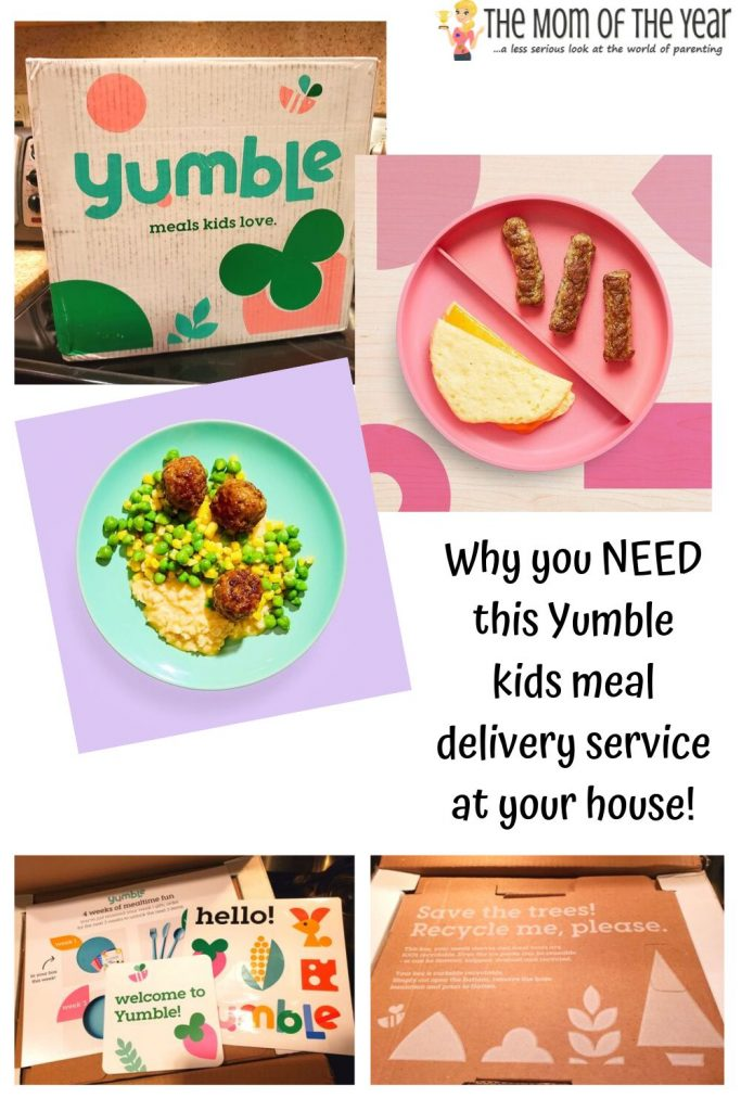 ooking for a kids meal delivery service that will make your life easier? Yumble is your sweet solution you'll love! Mealtime with kids has never been easier!