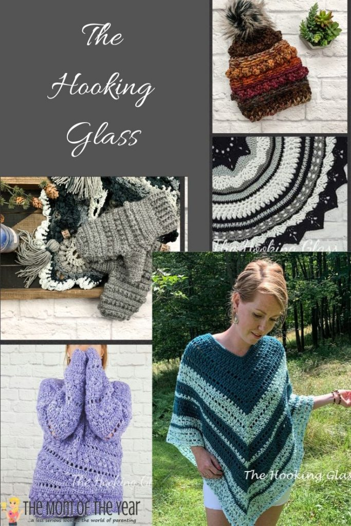 Handmade Goods you Need to Shop for on Small Business Saturday. the hooking glass