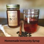 Homemade Immunity Syrup