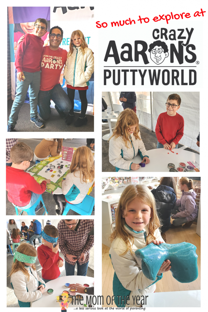 Thinking Putty is a GENIUS find for your sensory/ASD kiddo! Grab the scoop here and get ready to rock the holiday shopping season!