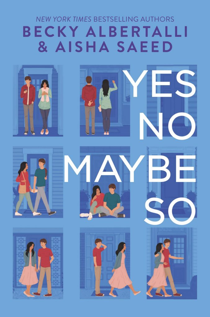 Looking for a good read? Our virtual book club is delighting in our latest book club pick! Join us for our Yes No Maybe So book club discussion and chat the discussion questions with us! We're so glad you're here! Make sure to chime in for the chance to grab next month's pick for FREE!