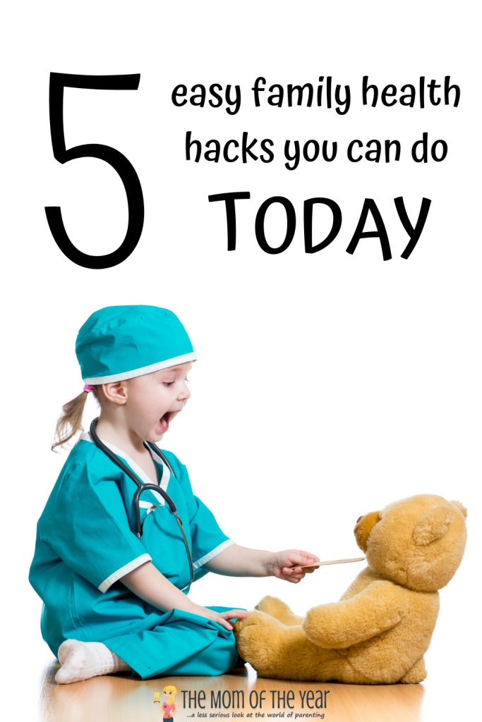 Tired of always being sick? Grab these 5 genius family health hacks and take control back over your family wellness! You will swoon over the genius of hack #5!