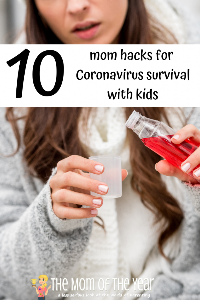 Done! This is the REAL mom's survival guide to the coronavirus. All the real truths and hope you need to navigate these dicey days like a smart boss!