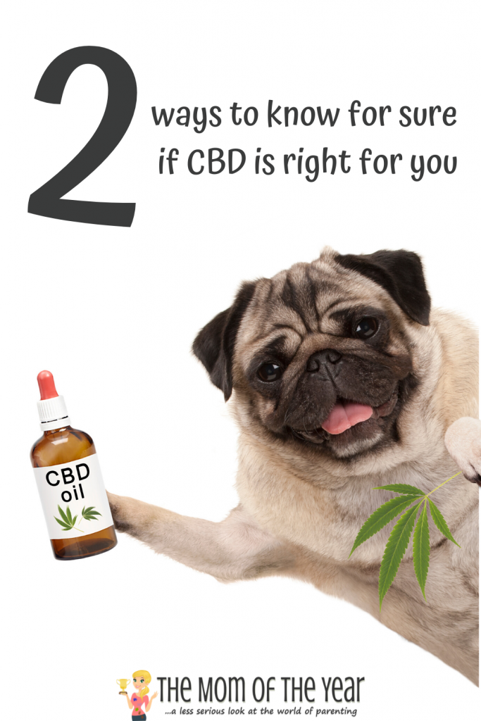 On the fence about CBD help? 2 surefire ways to know if it's right for you, PLUS, the 3 ways to use it that will change your life! Score!