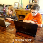 This online tech camp is GENIUS for your kids! With virtual camp and online private lesson options, they work for your life NOW, with everything going on. Bonus? You snag a some alone time while kids build their STEM skills. Score!