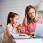 These must-know tips to make virtual schooling easier can help alleviate the stress and worry of the year ahead. With a bit of patience and a whole lot of grace, we can tackle the school year together!