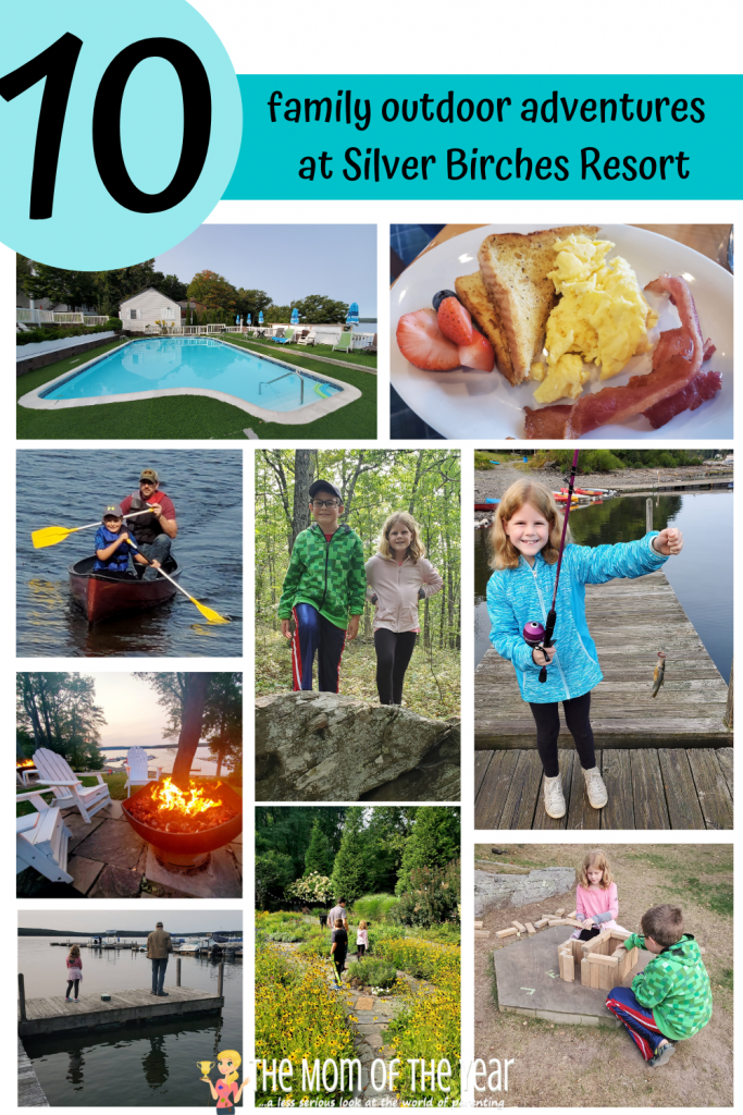 This local resort is the PERFECT spot to embrace family outdoor adventures--check it out! I was WOWED by all of the options!