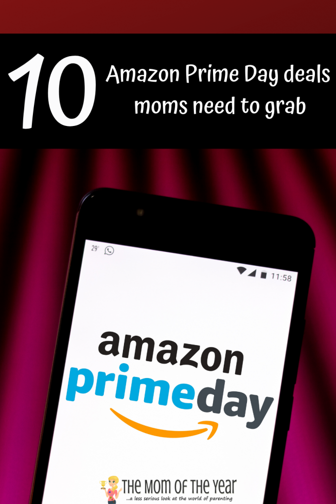 Stoked for Amazon Prime Day? Me too! Check these 10 Amazon Prime Day deals moms need to grab!