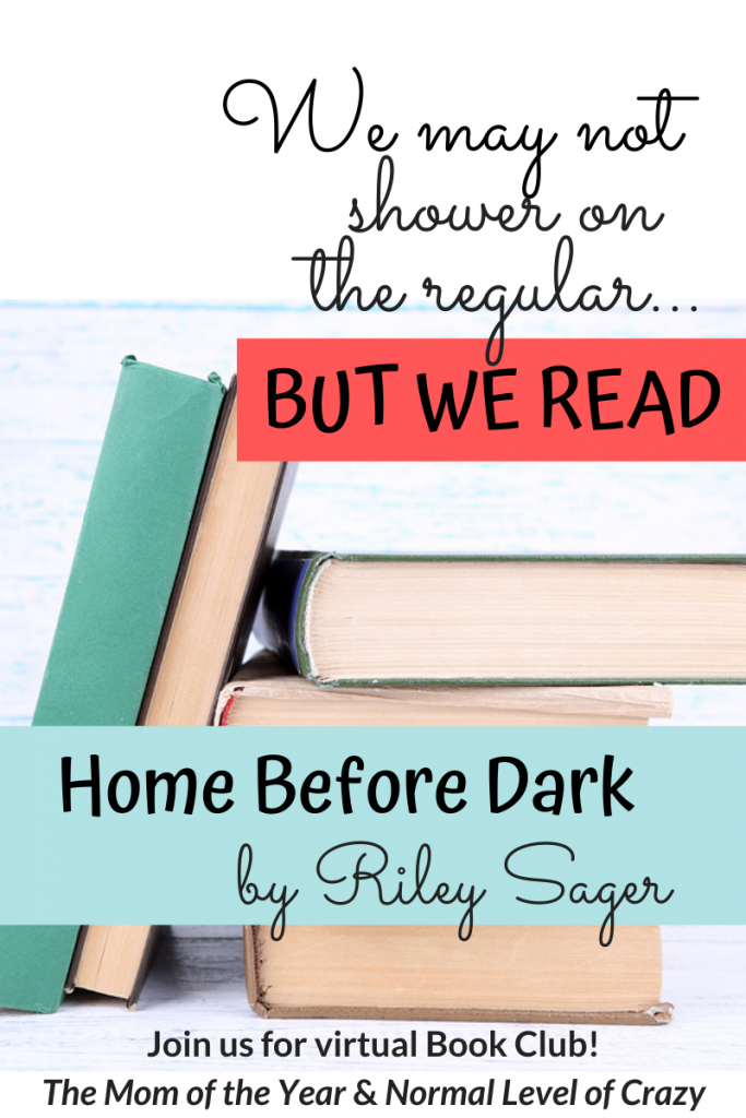 Looking for a good read? Our virtual book club is delighting in our latest book club pick! Join us for our Home Before Dark book club discussion and chat the discussion questions with us! We're so glad you're here! Make sure to chime in for the chance to grab next month's pick for FREE!