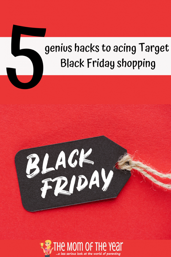 Black Friday is here!! Grab these 5 genius Target Black Frida hacks here and feel like a budget boss!