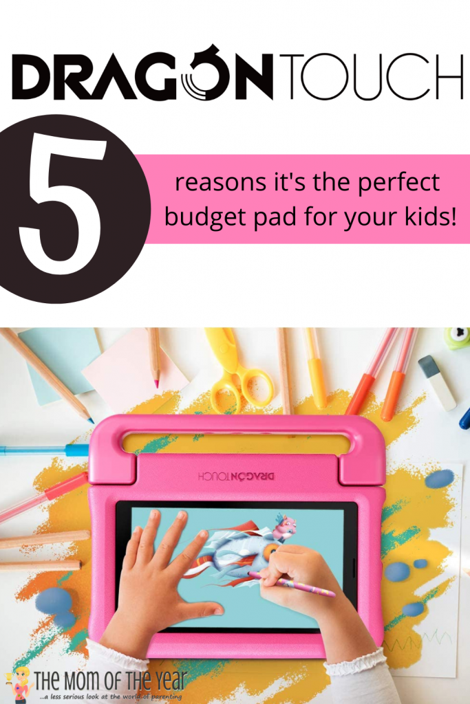 In today's world, the perfect budget pad for your kids is more important than ever! Check out this fab find with scads of bonus features!
