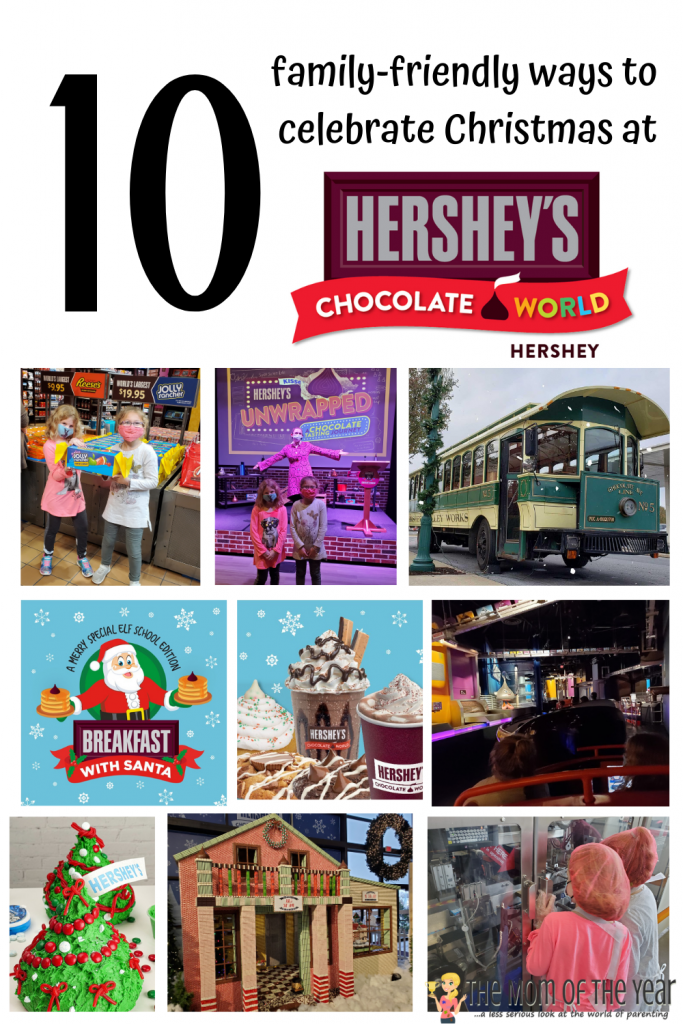These family-fun activities at Chocolate World Christmas are sure to leave you celebrating the season--and love of chocolate!--in smiles. Make sure to check out the insider tips for a smooth visit full of delight!