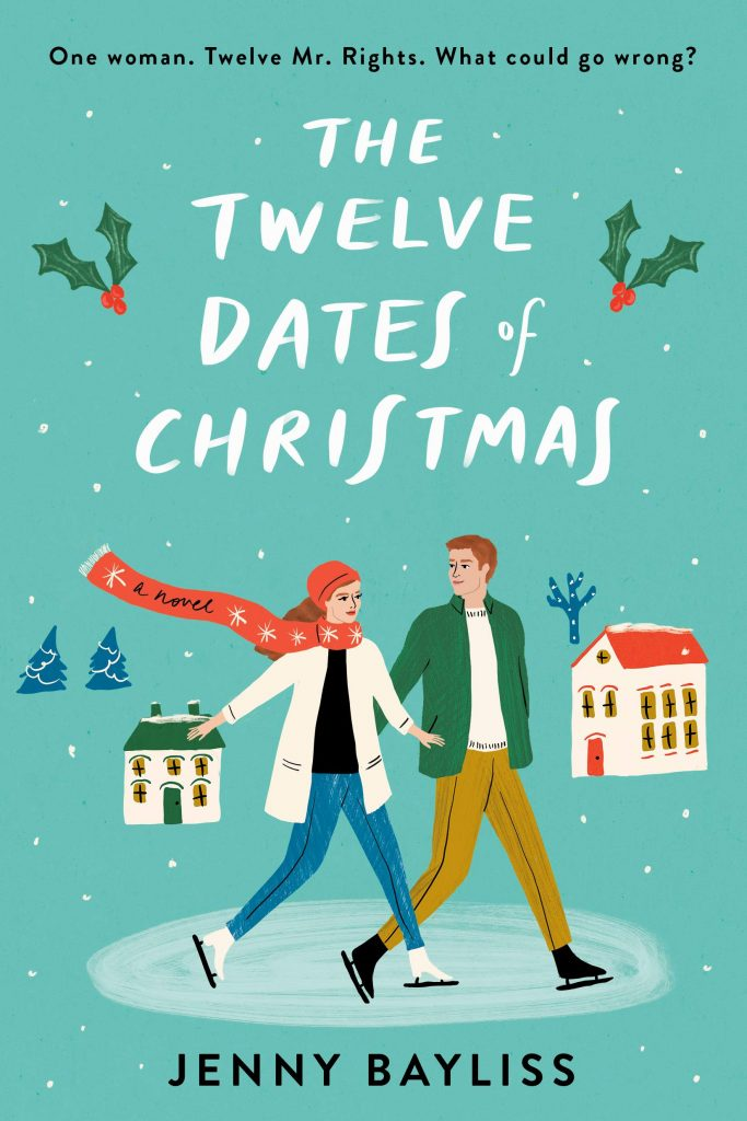 We're so excited to have you join our The Twelve Dates of Christmas Book Club discussion! And make sure to check out our next book pick and chime in on the book club discussion questions! And pssst...there's a FREE book up for grabs!