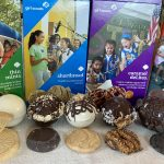 girl scout hot chocolate bombs