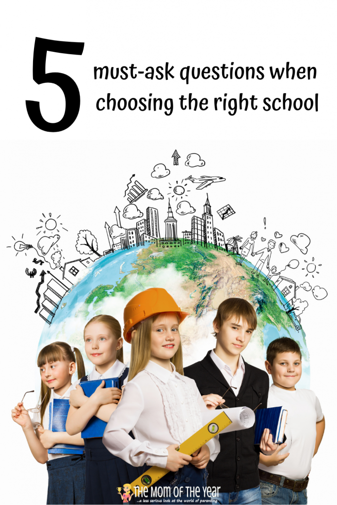 Knowing how to choose the right school for your child can feel overwhelming! Check out this pro advice--it really helped me figure it out!