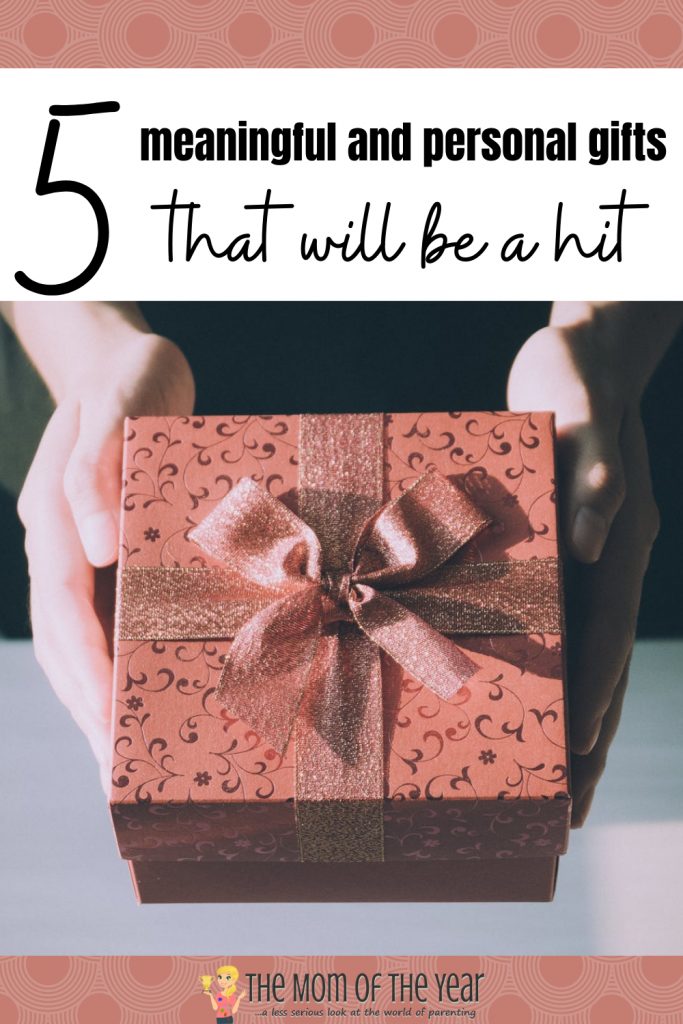 Meaningful and personal gifts are such a win with the recipient and will be so appreciated! Check out these 5 unique ideas that will surely be a hit!