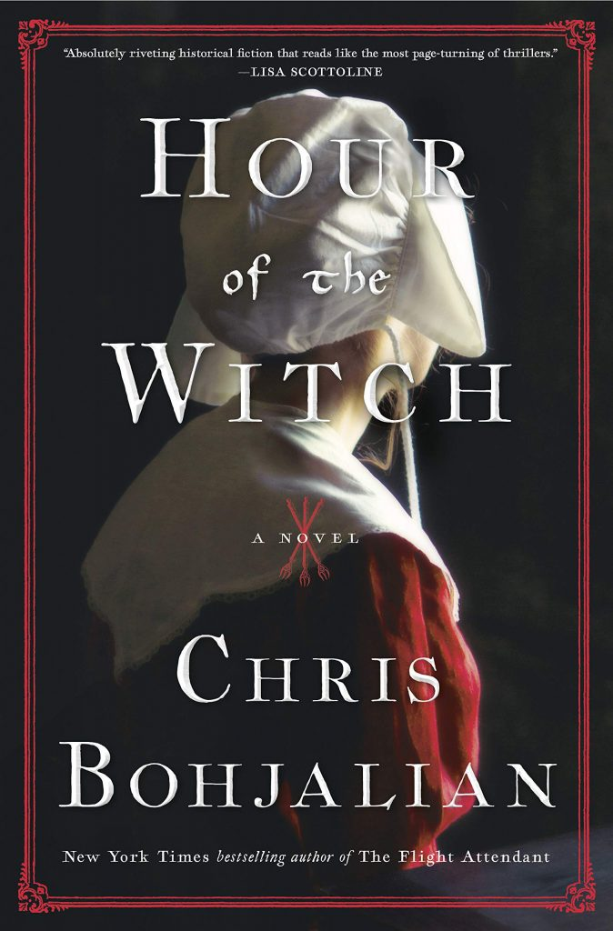 We're so excited to have you join our Hour of the Witch Book Club discussion! And make sure to check out our next book pick and chime in on the book club discussion questions! And pssst...there's a FREE book up for grabs!