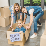 Knowing when it's time to buy your first home is TRICKY! This guide helps so very much--check it out and take a breath!