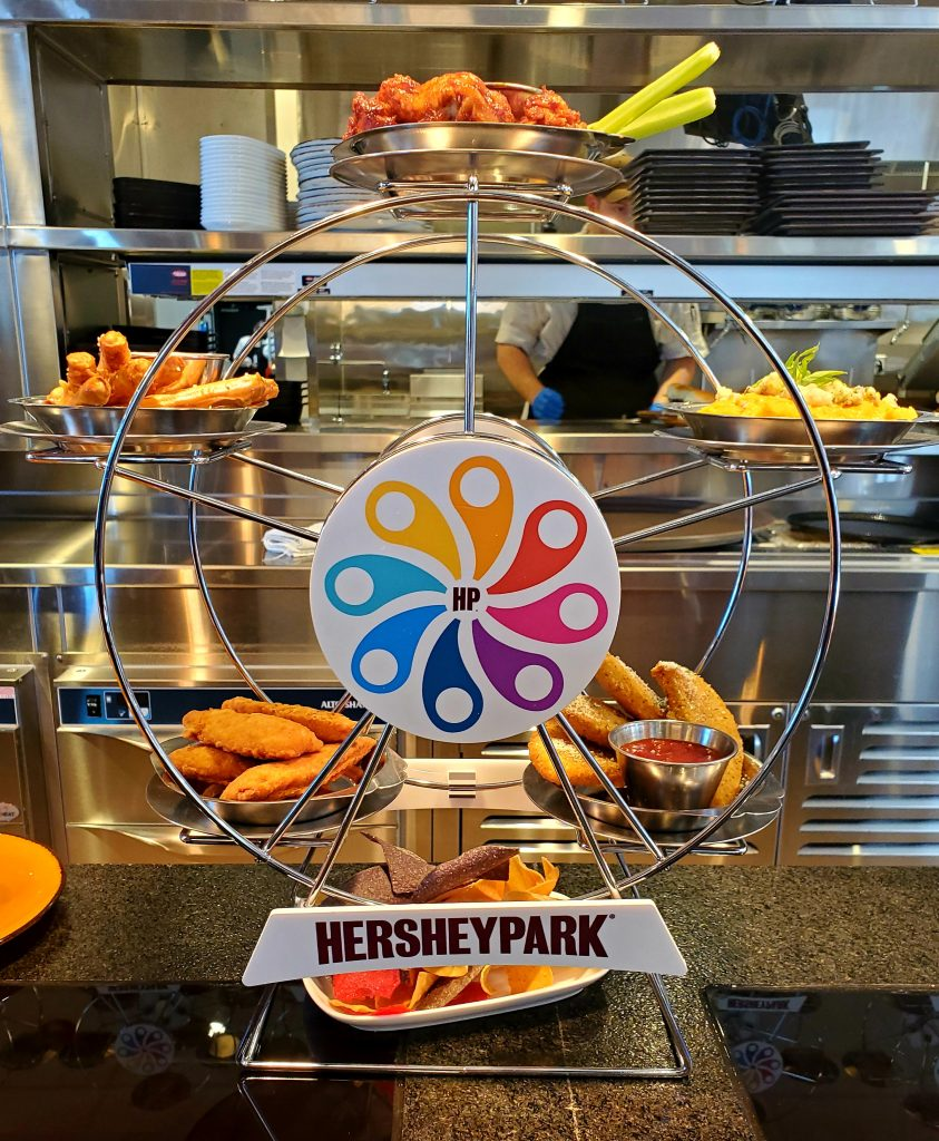 The Chocolatier restaurant at Hersheypark is a true FUN to to table experience that will delight and wow your family! Check here for the inside scoop on what to order!