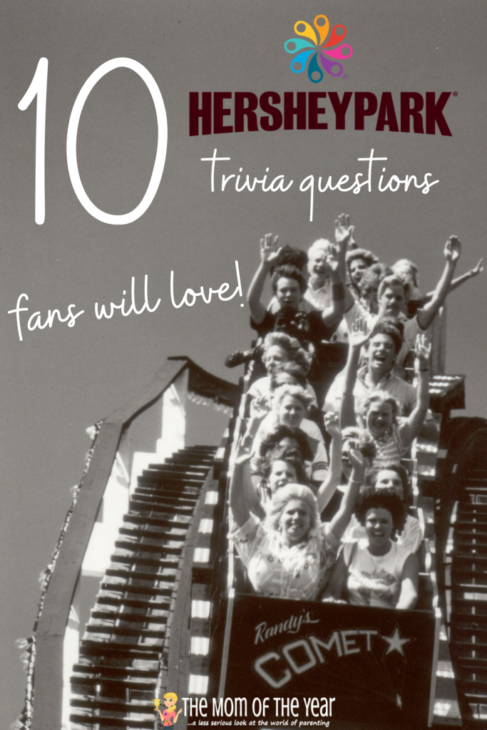 Grab this Hersheypark trivia just in time to make a visit to The Sweestest Spot on Earth this summer! You'll wow the crowd with what you know!