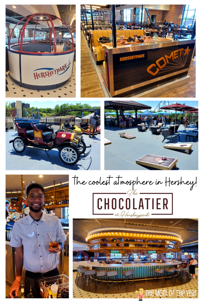 The Chocolatier at Hersheypark is a true FUN to to table experience that will delight and wow your family! Check here for the inside scoop on what to order!