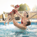 Follow this pool day packing list exactly for a successful outing with baby--great suggestions here!